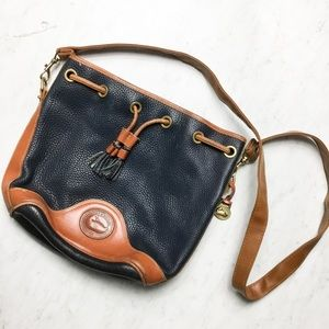 Dooney & Burke Leather Shoulder Bag